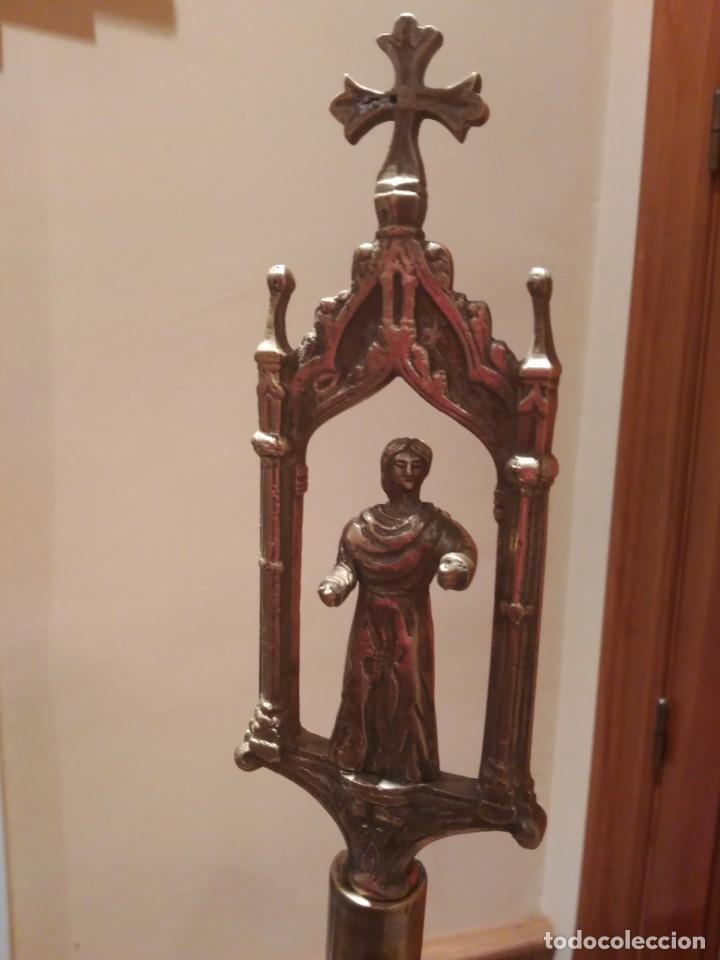 Antigüedades: Antiguo varal de paso de Semana santa - Foto 3 - 143643610