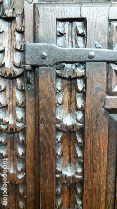 Antigüedades: Armario barroco siglo XVIII - Foto 5 - 143662690