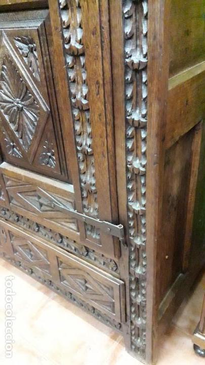 Antigüedades: Armario barroco siglo XVIII - Foto 7 - 143662690