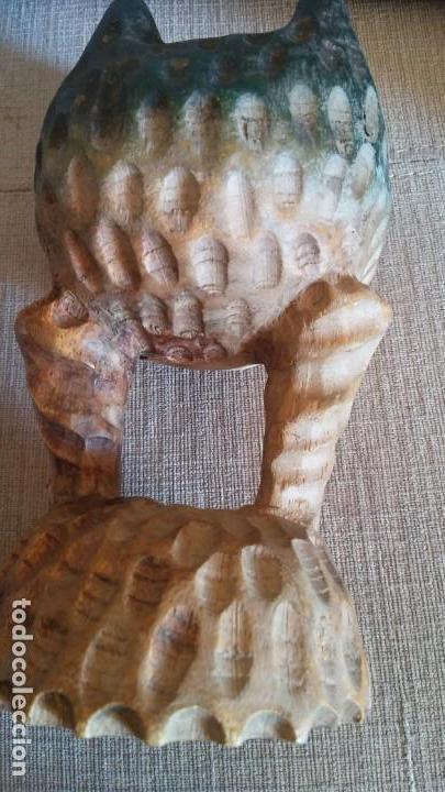 Antigüedades: Rana madera - Foto 4 - 143048654