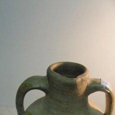 Antigüedades: VIEJA CANTARA DE AGUA DE MIRAVET DEL XIX. Lote 143718138