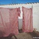 Antigüedades: CORTINA PARA COCINA. Lote 143732906