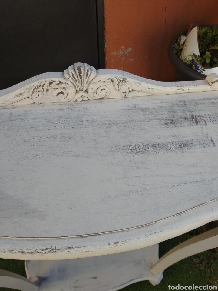 Antigüedades: CONSOLA ESTILO ISABELINO - Foto 3 - 143735482