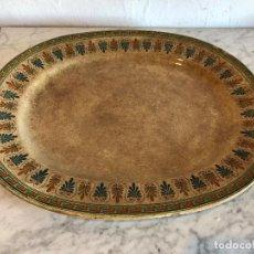 Antigüedades - FUENTE DE PORCELANA - 143737386