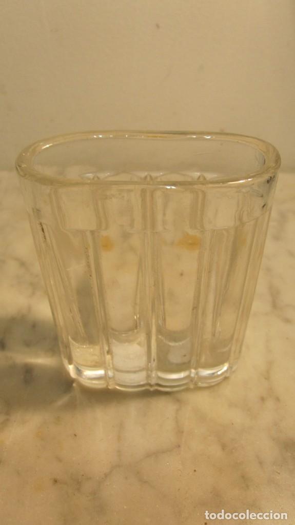 VASO DE BALNEARIO (Antigüedades - Cristal y Vidrio - Otros)