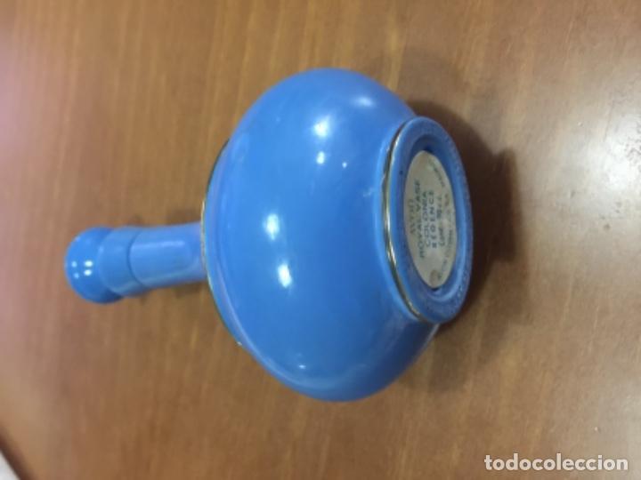 Antigüedades: Perfumero celeste avon - Foto 2 - 143761594