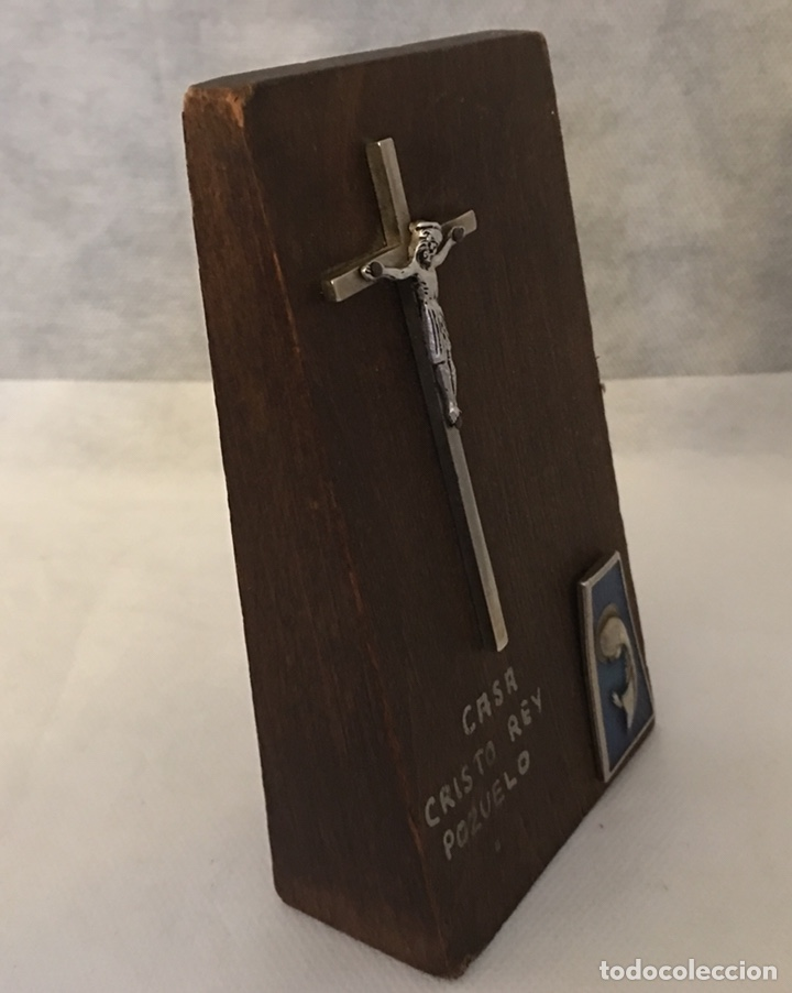 Antigüedades: Casa Cristo Rey Pozuelo plata - Foto 3 - 143831188