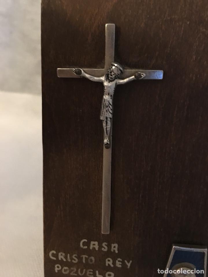 Antigüedades: Casa Cristo Rey Pozuelo plata - Foto 4 - 143831188