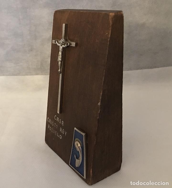Antigüedades: Casa Cristo Rey Pozuelo plata - Foto 6 - 143831188