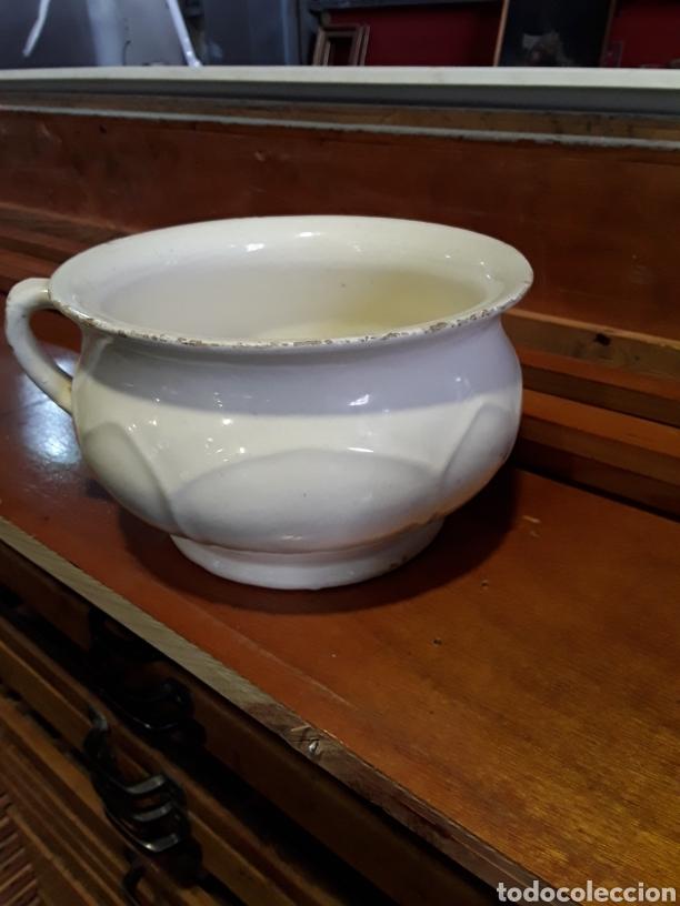 ANTIGUO ORINAL (Antigüedades - Porcelanas y Cerámicas - Otras)