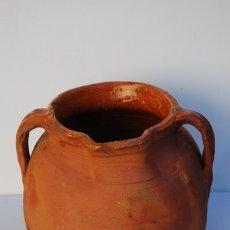 Antigüedades: TARRO DE ORDEÑO, HERRAO O HERRADA. Lote 143889438