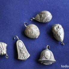 Antigüedades: SONAJEROS ANTIGUOS. Lote 143892906