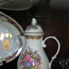 Antigüedades: CAFETERA DE LIMOGES. Lote 143979353