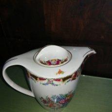 Antigüedades: CAFETERA DE LIMOGES. Lote 143979668