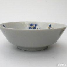 Antigüedades: CUENCO DE PORCELANA CHINA. Lote 143987478