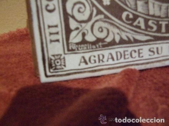Antigüedades: AZULEJO CERAMICA AGRUP. ENOLOGICA DE CASTELLON 1974 - Foto 2 - 144002030