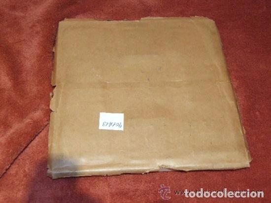 Antigüedades: AZULEJO CERAMICA AGRUP. ENOLOGICA DE CASTELLON 1974 - Foto 3 - 144002030