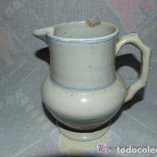 Antigüedades: JARRA LECHERA CERAMICA. Lote 144007170