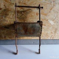 Antigüedades: CANJILÓN DE MADERA. Lote 144024862