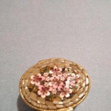 Antigüedades: PASTILLERO MOSAICO. Lote 144061006
