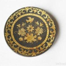 Antigüedades: PLATITO DE ARTE DAMASQUINADO DE LOS AÑOS 50. Lote 144095778