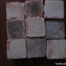 Antigüedades: AZULEJOS MUDEJARES DEL SIGLO XVI O ANTERIORES. Lote 144167326