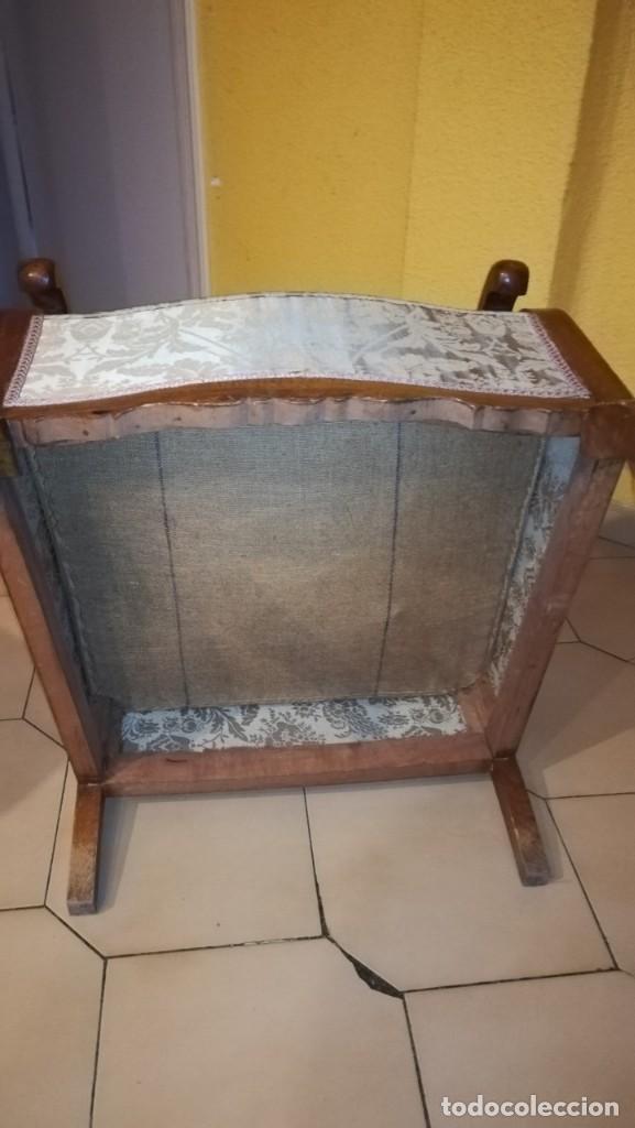 Antigüedades: PAREJA DE BUTACAS, SILLONES, DESCALZADORAS.blsck Friday - Foto 7 - 144213466