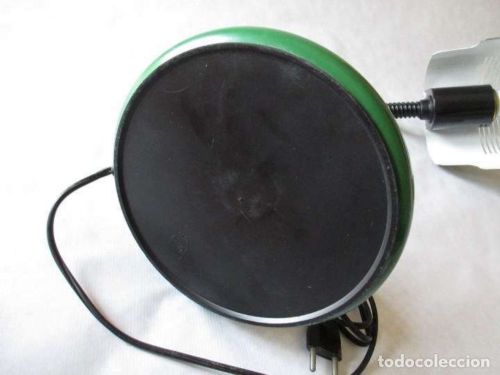 Antigüedades: EXCELENTE LAMPARA DE MESA FASE VINTAGE - Foto 7 - 144217914