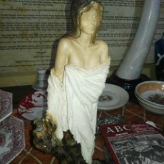 Antigüedades: FIGURA DE DAMA. Lote 144254906