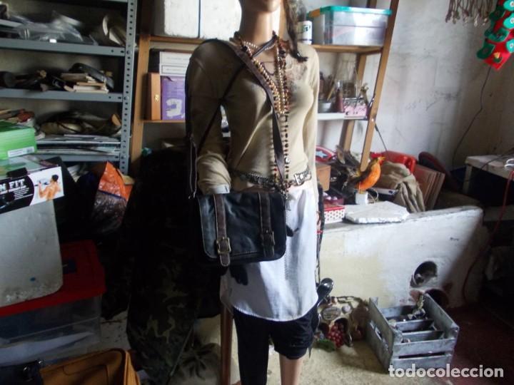 Antigüedades: bolso de señorita - Foto 2 - 144285362