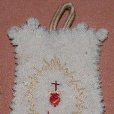 Antigüedades: DETENTE CORAZON DE JESUS SIGLO XIX GUERRAS CARLISTAS-02. Lote 144315106