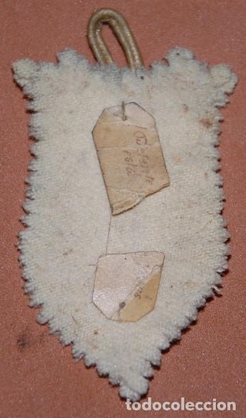 Antigüedades: DETENTE CORAZON DE JESUS SIGLO XIX GUERRAS CARLISTAS-02 - Foto 2 - 144315106