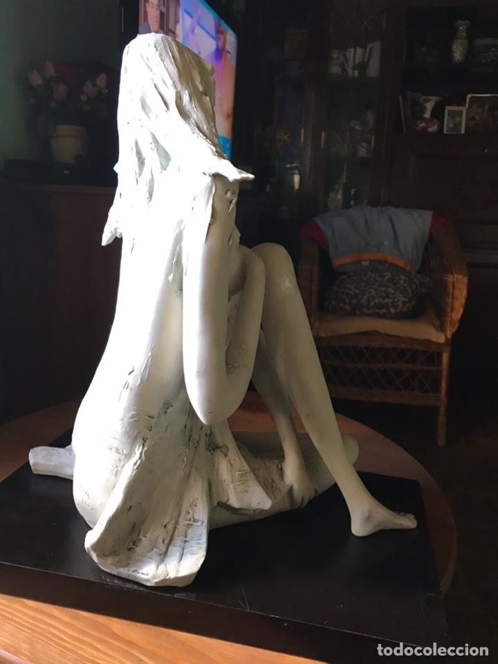 Antigüedades: Figura de porcelana de biscuit-Flavia Vera-diseño de Barbetta , - Foto 9 - 144328425