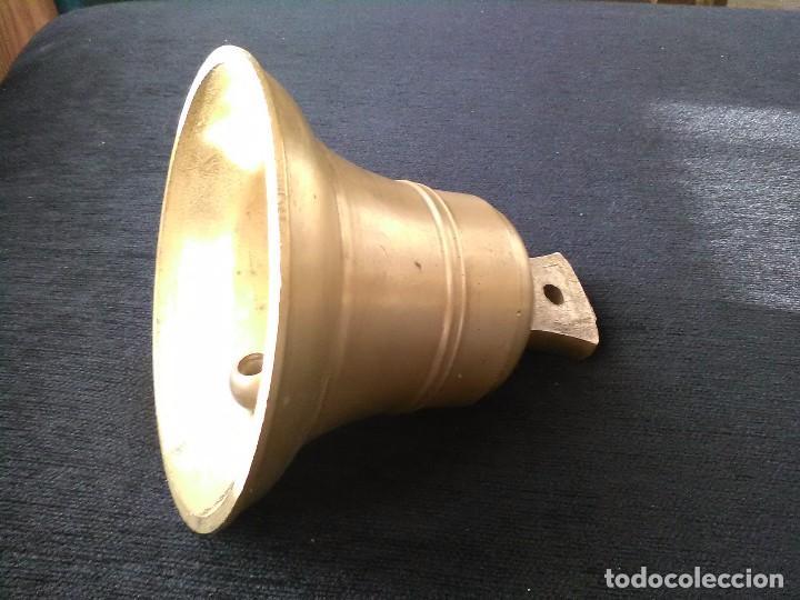 Antigüedades: Campana bronce - Foto 2 - 144436670