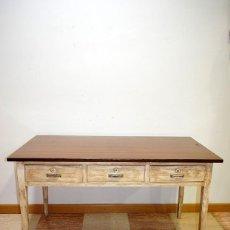 Antigüedades: ANTIGUA MESA DE COCINA - VINTAGE. Lote 144442254