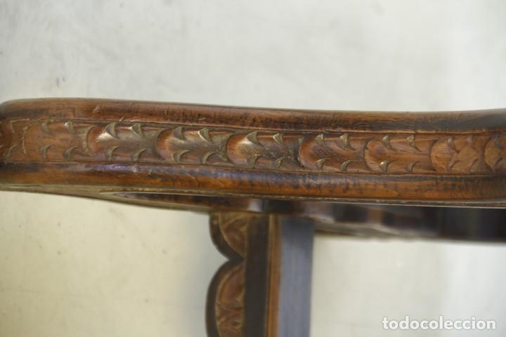 Antigüedades: Expléndida mesa de despacho - Foto 6 - 144453398