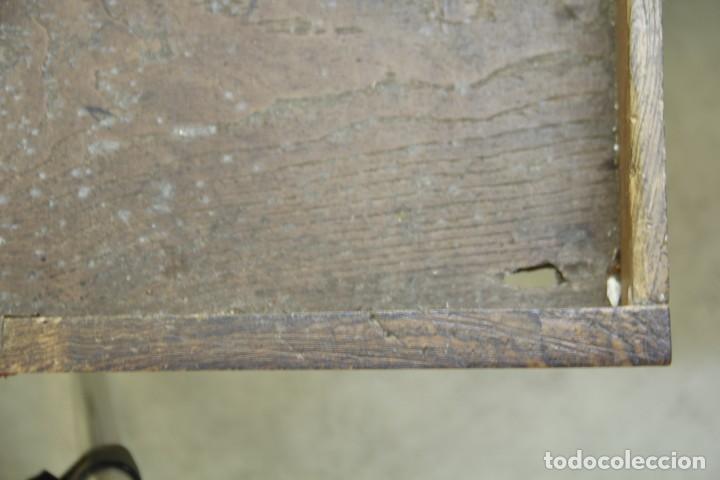 Antigüedades: Expléndida mesa de despacho - Foto 8 - 144453398