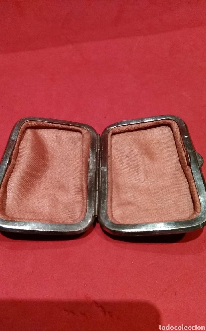 Antigüedades: Pequeño monedero en carey finales s.XIX - Foto 3 - 144466529