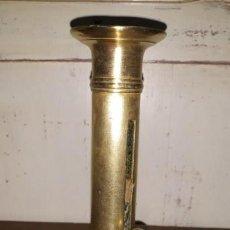 Antigüedades: ANTIGUO CANDELABRO DE BRONCE SIGLO XIX. Lote 144482326