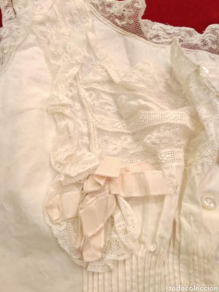 Antigüedades: Blusa siglo XIX - Foto 4 - 144540765
