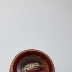 Antigüedades: RELICARIO EN CAJA DE MADERA BOJ CON RELIQUIAS SAN FRANCISCO SALES Y S, F.CHANTAL . S, XIX.. Lote 148109170