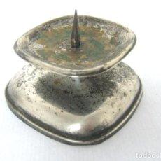 Antigüedades: ANTIGUO CANDELABRO HACHERO CANDELERO - ALEMAN WMF. Lote 144580134