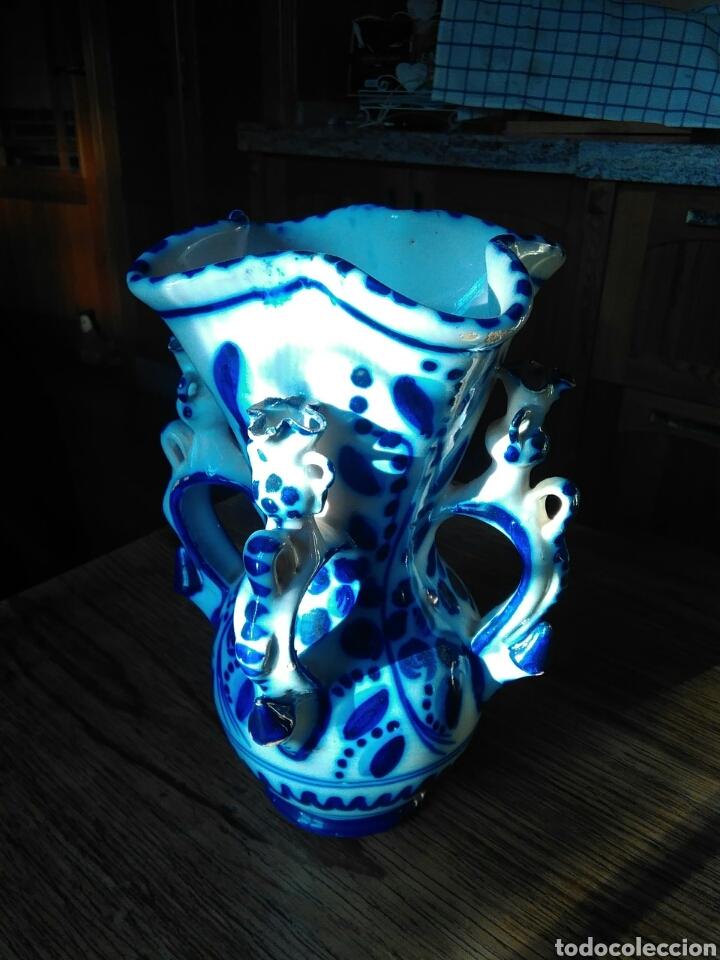 ANTIGUO JARRON CERAMICA (Antigüedades - Porcelanas y Cerámicas - Lucena)