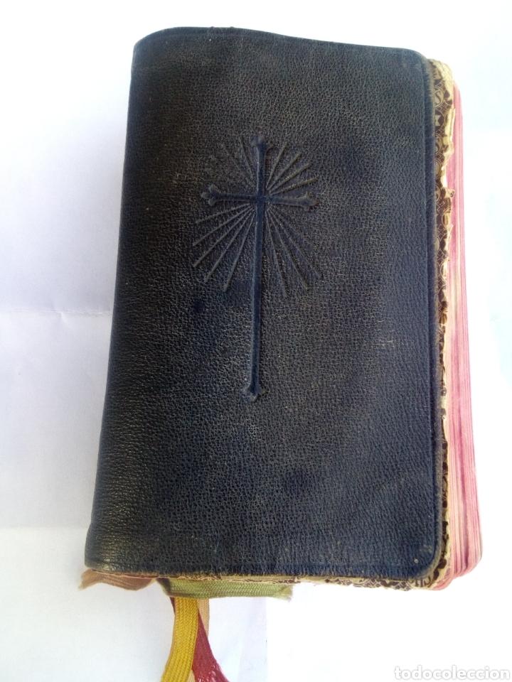 MISAL DEL AÑO 1944 (Antigüedades - Religiosas - Varios)
