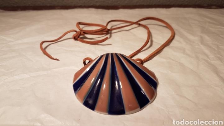 Antigüedades: CONCHA DE PORCELANA CASTRO SARGADELOS - Foto 2 - 144617612