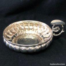 Antigüedades: CATAVINOS PLATA LEY CATADOR DE VINO TAMBULADERA 70GRMS. Lote 144620992