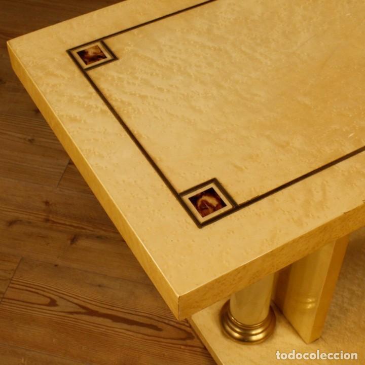 Antigüedades: Consola italiana en madera del siglo XX - Foto 9 - 144621578