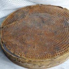 Antigüedades: CERANDA MUY ANTIGUA , HECHA A MANO.. Lote 144626934