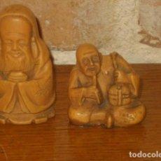 Antigüedades: NETSUKE.. Lote 144651786