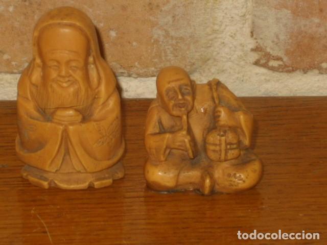 Antigüedades: NETSUKE. - Foto 3 - 144651786